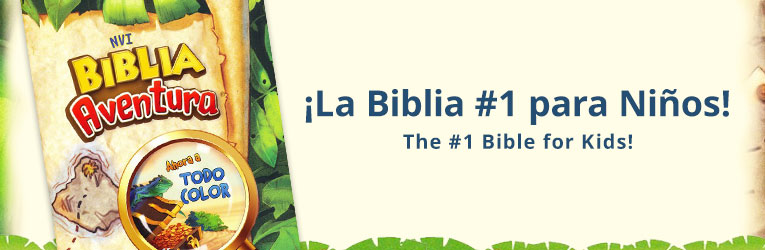 NVI Kids Adventure Bible