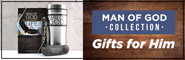 Man of God Gifts for Him