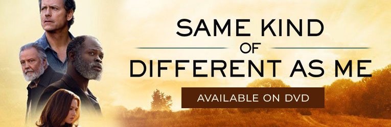 Same Kind of Different As Me DVD