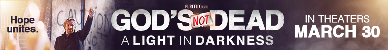 God's Not Dead 3- In Theaters March 30th