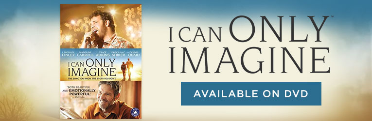 I Can Only Imagine - New DVD