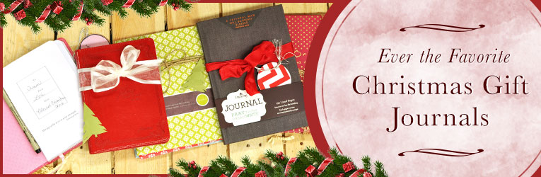 Give Journals for Christmas - Ever the Favorite