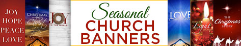 Seasonal Church Banners