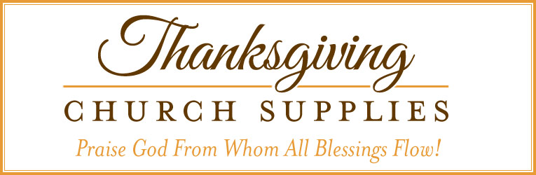 Thanksgiving Church Supplies