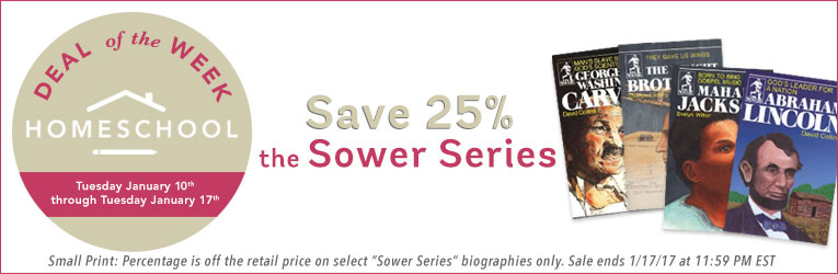Select Sower Series Sale