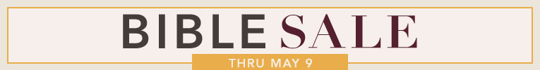The Bible Sale- Now through May 9th