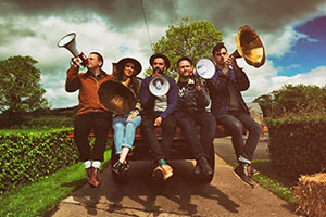 Rend Collective- Featured Artist