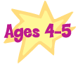Ages 4 - 5