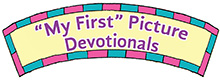 My First Picture Devotionals
