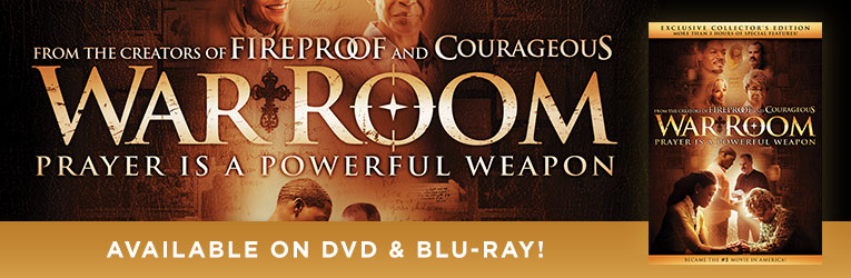 War Room DVD & Blu-ray