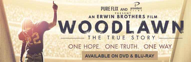 New Woodlawn DVD & Blu-ray