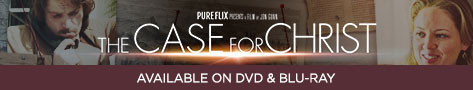 New The Case for Christ DVD & Blu-ray