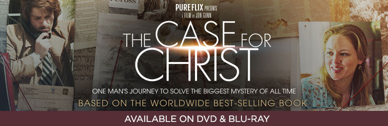 The Case for Christ Movie- DVD & Blu-ray