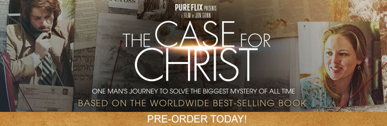 The Case for Christ Movie- DVD & Blu-ray Pre-order