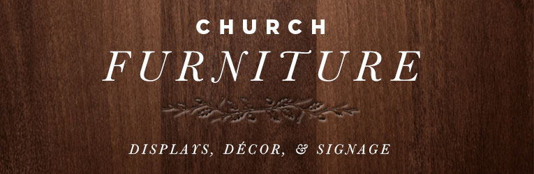 Church Furniture & Displays