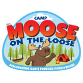 Camp Moose on the Loose VBS Logo