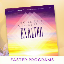 Church Easter Programs