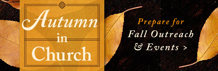 Fall Bible Studies & Church Supplies