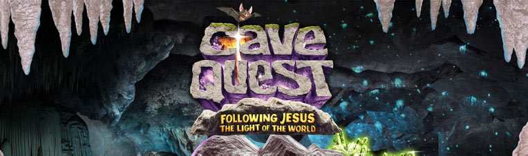 Cave Quest Easy VBS 2016