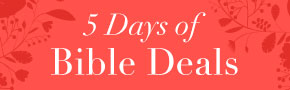 5 Days of Bible Deals