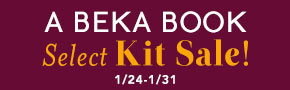 A Beka Book Kit Sale