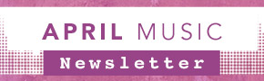 April 2018 Christian Music Newsletter