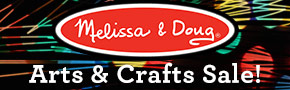 Melissa & Doug Arts & Crafts Sale