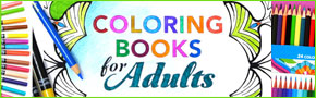 Coloring Books for Grownups & Kids