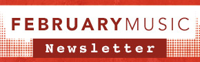Christian Music Newsletter February 2018