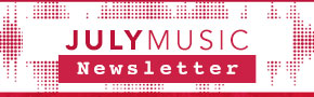 July Christian Music Newsletter