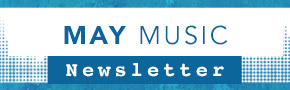 May 2018 Christian Music Newsletter