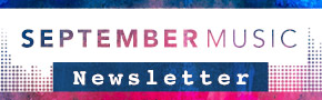 September Christian Music Newsletter