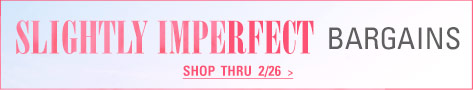 Save on Slightly Imperfect