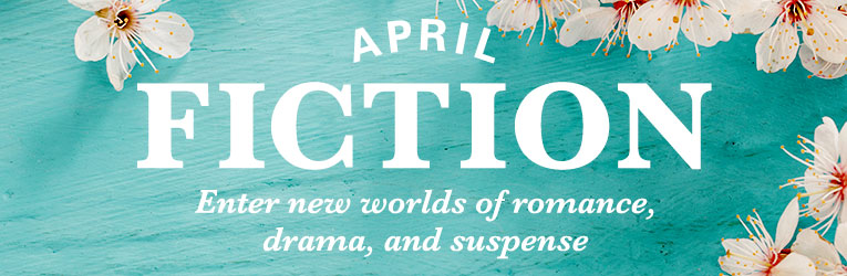 Fresh Fiction for April