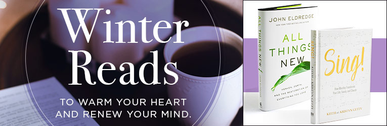 Winter Reads- Christian Living