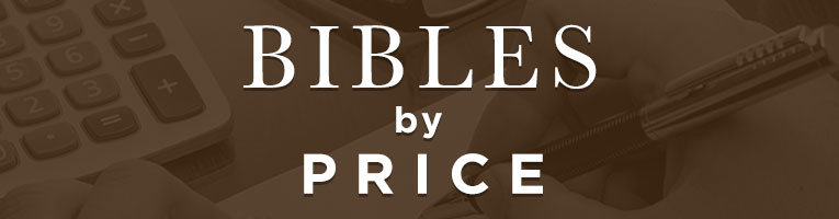 The Bible Sale- by Price