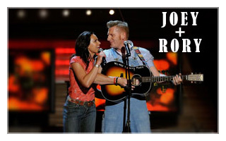 Joey + Rory- Featured Artist