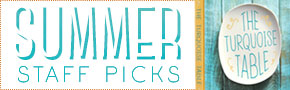 Summer Staff Picks
