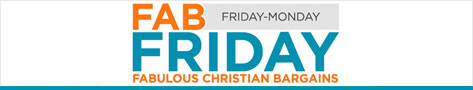 Shop Fab Friday Deals- Every Friday thru Monday