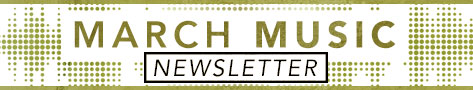 March Music Newsletter