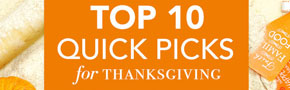 Top 10 Thanksgiving Gift Picks