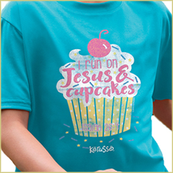 Youth Cupcake Shirt
