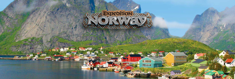 Expedition Norway Banner