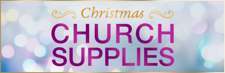 Christmas Church Supplies