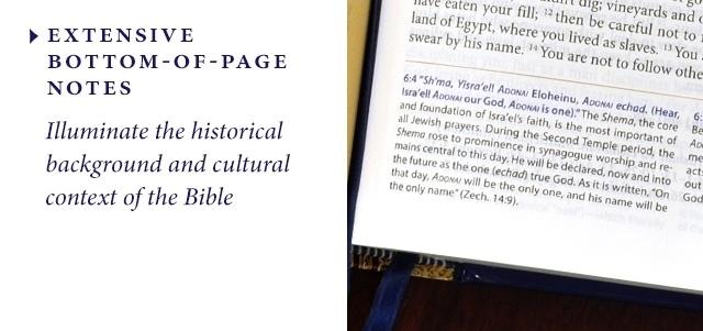 Hendrickson Complete Jewish Study Bible - Christianbook com