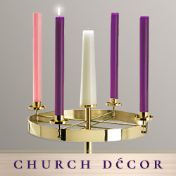 Advent & Christmas Church Decor