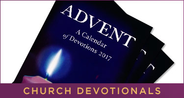 Advent Devotionals for churches