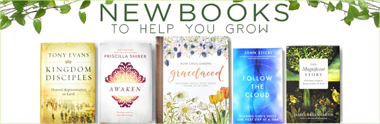 New Books in Spiritual Growth