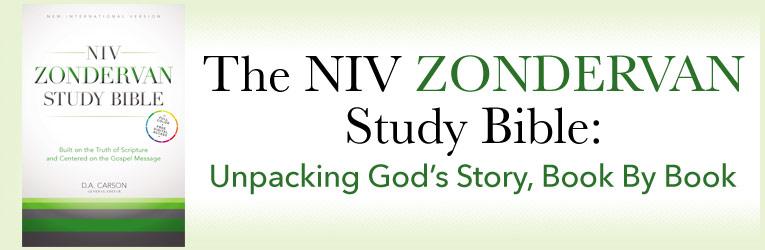 Study bibles christianbook niv zondervan study bible fandeluxe Image collections
