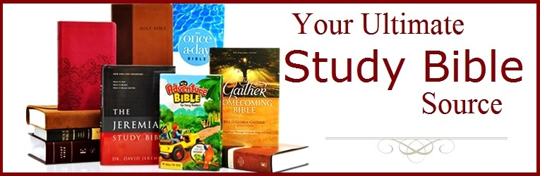 Your Ultimate Study Bible Source